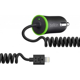 Belkin Car Charger + USB Port
