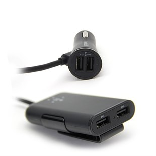 Belkin Car Charger 4 USB